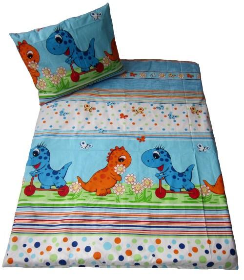 Dino niebieskie