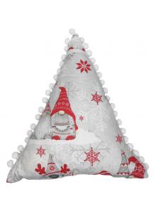 Świąteczna ozdobna poduszka...