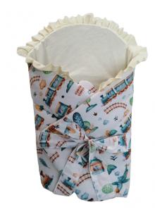Świąteczna ozdobna poduszka choinka