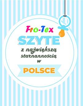 Szyte z największą starannością w Polsce